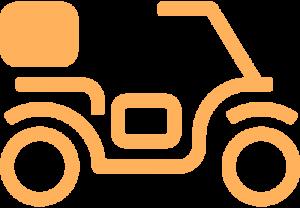 curso de motofrete online para aplicativos de entrega